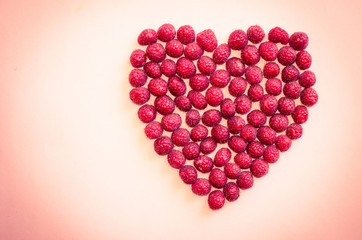 cranberries heart