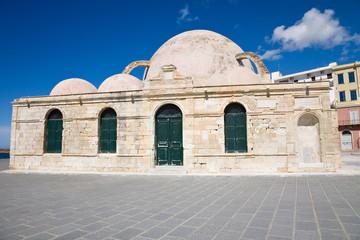 Mosque, Chania, Crete