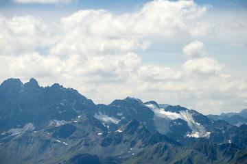 Fluchthorn unf Jamtalferner - Silvretta - Alpen
