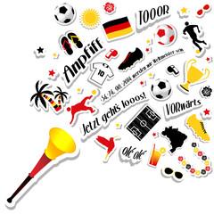 Germany soccer summer