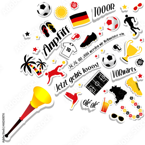 Germany soccer summer - 66260876