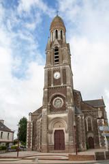 Eglise de La Boissière-du-Doré en Loire Atlantique - France