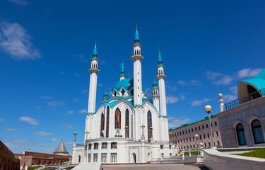 Qol Sharif mosque in Kazan, Russia.