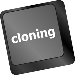 cloning keyboard button on computer pc