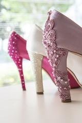 tacchi scarpe da sposa