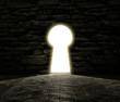 key gate
