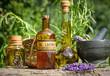 Lavendel - Verarbeitung im Garten - 66271402