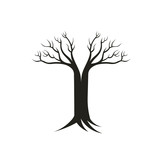Tree of Life symbol. Concept of own life, regeneration poster