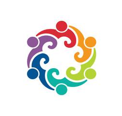 People Group 6 meeting logo