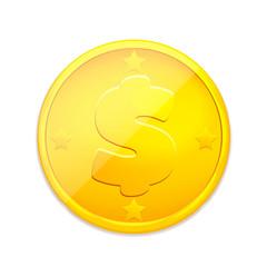 Vector Gold Coin