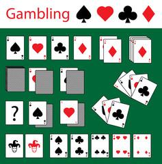 Cards,gambling,poker