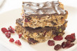 Healthy homemade energy-bars