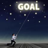 High business goal concept 1