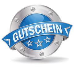 Button Gutschein