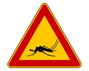 Achtung Stechmücke
