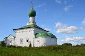 Свято-Троицкий Данилов монастырь, церковь Всех Святых