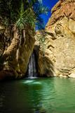 Waterfall Chebika Tunisia