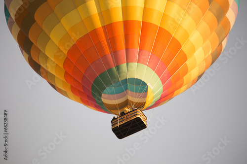 Foto op Aluminium Ballon Ballonfahrt