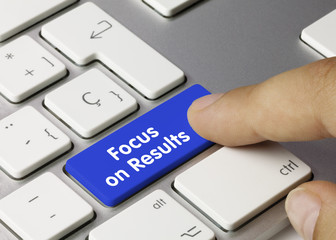 Focus on Results. Keyboard