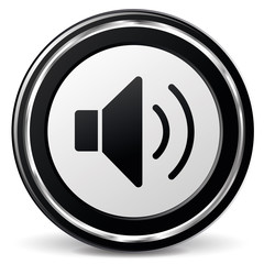 Vector sound icon