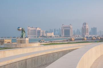 Harnessing the World, Doha,Qatar
