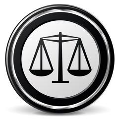 Vector law icon