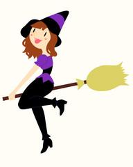 ハロウィン 女性