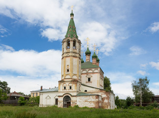 Holy Trinity Church in Serpukhov