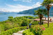 Peaked headland in Bellagio