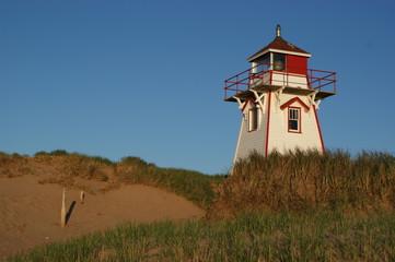 PEI Lighthouse at Sunset