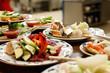 Mongolisches Essen