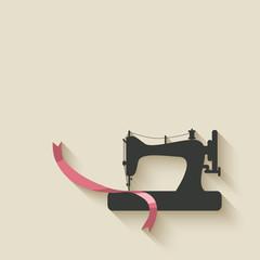 sewing machine background