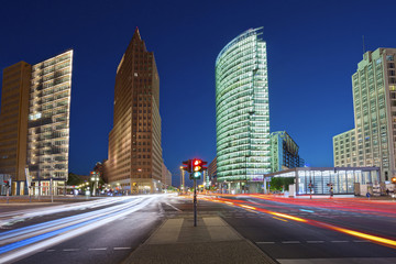 Potsdamer Platz Berlin.