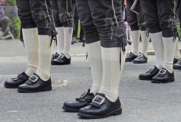 Tiroler Schützen - Tyrolean riflemen