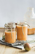 Fresh Carrot Smoothie with pear
