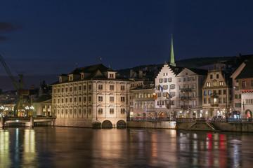 City hall, Zurich