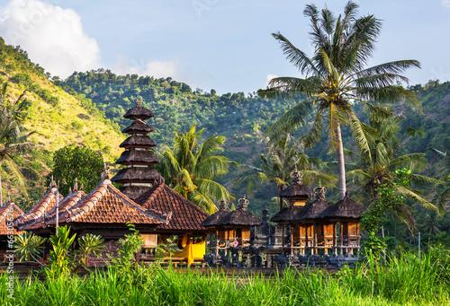 Foto op Plexiglas Indonesië Temple in Bali