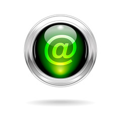 Shiny Email Button