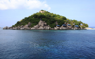 koh tao beach resort