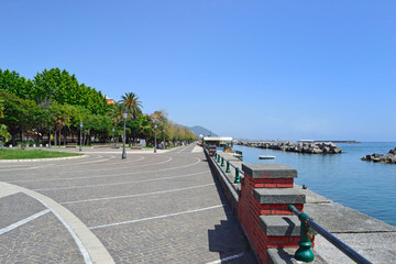 Lungomare Trieste (Salerno)