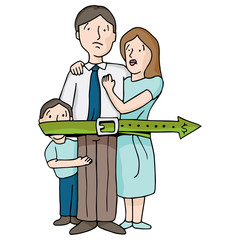 Family Tightening Belt