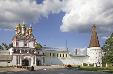 Иосифо-Волоцкий монастырь. Россия