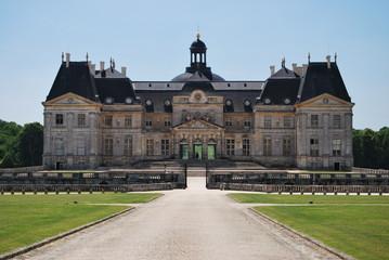 Château de Vaux le Vicomte, Ile de France, France