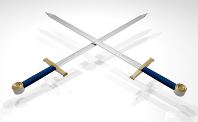 Elegance swords