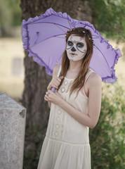 Dia De Los Muertos Model