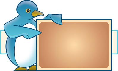 Penguin Banner