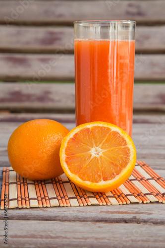 Light red oranges