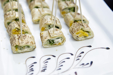 Fingerfood / Vorspeise / Canapé / Catering