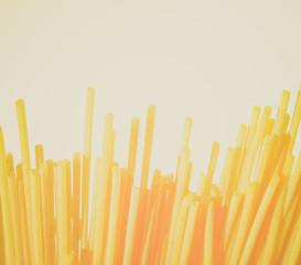 Retro look Spaghetti