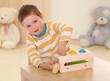 board game a little boy